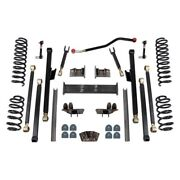 For Jeep Grand Cherokee 99-04 Long-travel Suspension Lift Kit 4.5 X 4.5 Front