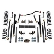 For Jeep Grand Cherokee 99-04 Long-travel Suspension Lift Kit 6 X 6 Front And