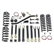 For Jeep Wrangler 97-06 Suspension Lift Kit 4 X 4 Ultimate Short Arm Front And