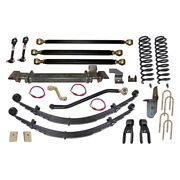 For Jeep Cherokee 84-01 Long-travel Suspension Lift Kit 8 X 8 Pro Series 3