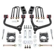 For Toyota Tundra 07-18 Rugged Off Road 4 X 2 Front And Rear Suspension Lift Kit