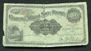 1890andrsquos 10 Cents General Tithing Store House Salt Lake City Ut Terr. Obsolete