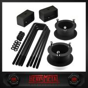 For Dodge Ram 2500 / 3500 Lift Kit 3.5 Front + 3 Rear 1994-2002 4wd 4x4
