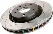 Dba 01-11 Lotus Elise/exige S2 Front/rear T3 4000 Series Slotted Rotor