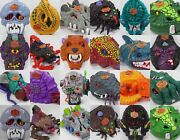 Mighty Max Doom Zones 100 Complete Playsets Series 12and3 Bluebird Toys Retro