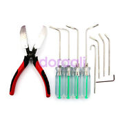 Huk Cylinder Turning Pliers Huk Reinforced Panel Removal Pliers Tool Set