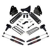 For Ford F-250 Super Duty 17-19 6.5 X 5 Front And Rear Suspension Lift Kit