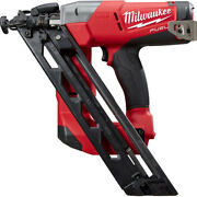 Milwaukee M18 Fuel Nailer15g Fnsh Tool Only 2743-80 Certified Refurbished
