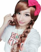 Cosplay Wig For Frozen Anna Princess