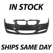 New Primered Front Bumper Cover Fascia For 2009-2012 Bmw 328i 323i 335i 3-series