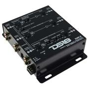 Ds18 Xm3 3 Way Electronic Crossover With Dash Mount Remote 2 Or 3-way Xover