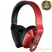 1 More Mk802-rd Bluetooth Wireless Over-ear Headphones With Apple Ios Android