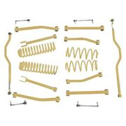 For Jeep Wrangler Jk 18 Suspension Lift Kit 2.5 X 2.5 Non-adjustable Front And