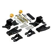 For Chevy C3500 88-96 Belltech 6905 4 Rear Shackle And Hanger Lowering Kit