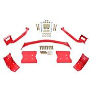 For Ford Mustang 79-04 Upper And Lower Torque Box Reinforcement Plate Kit
