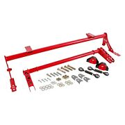 For Ford Mustang 2005-2014 Bmr Suspension Xsb005r Xtreme Rear Anti-roll Bar Kit