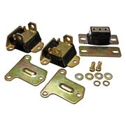 For Chevy Camaro 69-71 Complete Engine And Transmission Mount Set