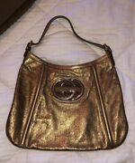 Exclusively For Neiman Marcus Limited Edition Handbag Bag Guccissima Rare