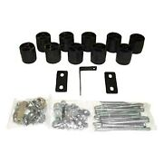 For Ford Bronco 92-96 Performance Accessories 3 X 3 Front And Rear Body Lift Kit