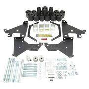 For Gmc Sierra 1500 14-15 2 X 2 Front And Rear Body Lift Kit