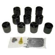 For Ford Bronco 87-91 Performance Accessories 3 X 3 Front And Rear Body Lift Kit