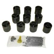 For Ford Bronco 78-86 Performance Accessories 3 X 3 Front And Rear Body Lift Kit