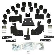 For Dodge Ram 1500 03 Performance Accessories 3 X 3 Front And Rear Body Lift Kit