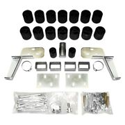 For Chevy C1500 88-94 Performance Accessories 3 X 3 Front And Rear Body Lift Kit