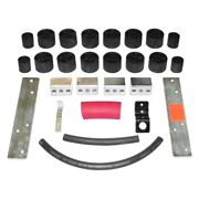 For Chevy S10 94-97 Performance Accessories 2 X 2 Front And Rear Body Lift Kit