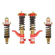 For Acura Rsx 2002-2006 Function And Form Type One Front And Rear Coilover Kit