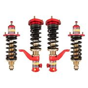 For Acura Rsx 2002-2006 Function And Form Type Two Front And Rear Coilover Kit