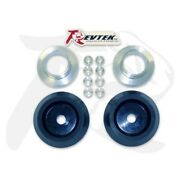 For Jeep Liberty 2008-2012 Revtek 2 X 1.25 Front And Rear Complete Lift Kit