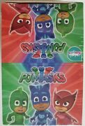 New Disney Pj Masks Chocolate Egg Toy Surprise 6 Count Free Shipping