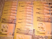 50 Dollars 2011 Prefix Ff11 Uncirculated Notes X22 Consecutive Numbers