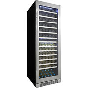 Danby Professional 129 Bottle Dual Zone Built-in Wine Refrigerator