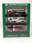 Hess Mini 2018 Toy Trucks Collection Sold Out New 2018 Trucks