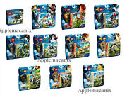 New Lego Legends Of Chima Speedorz 1st Wave Sets 70101-70104 70107-70111 70114 E