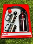 Coca Cola Golf Gift Ball Mug Cup Stainless Bottle F/s Japan