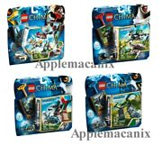 New Lego Legends Of Chima Speedorz 1st Wave Sets 70107 70109 70110 70111 70114 G