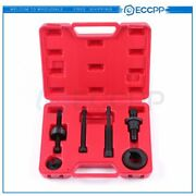 Power Steering Pump Pulley Puller Remover Install Tool Kit For Gm And Ford