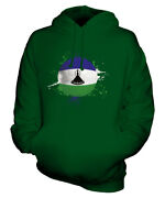 Lesotho Football Unisex Hoodie Top Gift World Cup Sport