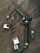Gimbal Z1 Rider 2 With Gopro 3 Black And Remote Controller With Extra Batterys