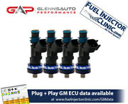 Fuel Injector Clinic Fic 1000cc Injectors For Honda Civic B, H, And D Is115-1000h