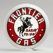 Frontier Gas 13.5 Gas Pump Globe G133 Free Shipping - U.s. Only