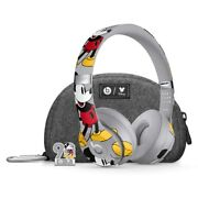 Beats By Dr.dre Beats Solo3 Wireless Disney Mickey Mouse 90th Anniversary 2018