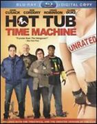 Hot Tub Time Machine [unrated] [2 Discs] [includes Digital Copy] [blu-ray] Used