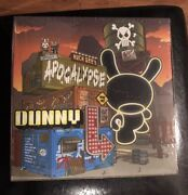 """Kidrobot Huck Gee Post Apocalypse 3"""" Dunny Case Blind Boxes Limited Sealed Rare"""