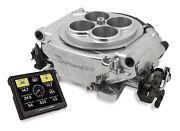 Holley 550-510 Sniper 4 Barrel Fuel Injection Conversion - Self-tuning Kit