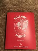 Willage Mania Iii Dickens Village Snow Village Snowbabies Collections Book Guide