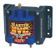 Msd 8252 Blaster Hvc, For Road Course Or Circle Track Msd 6 Series Ignition.